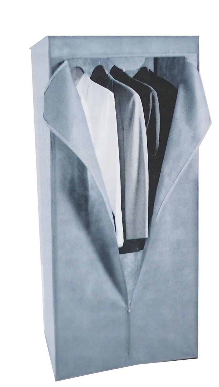 Kleiderschrank Stoffkleiderschrank Keller Regal Faltschrank Camping Vlies-Gewebe