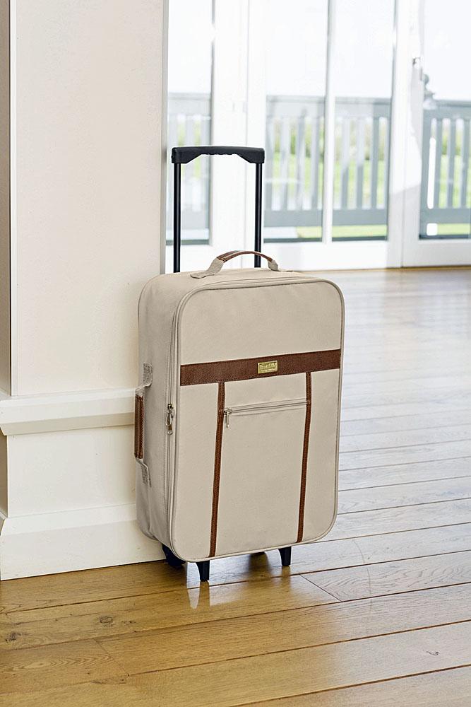 reisekoffer koffer trolley reisetrolley bordgep ck bordcase teleskopgriff rollen ebay. Black Bedroom Furniture Sets. Home Design Ideas