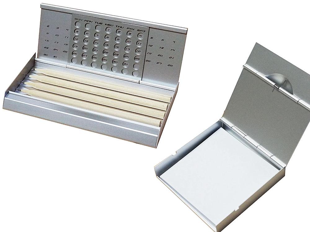 schreibtischset schreibtischgarnitur mit zettelbox 4. Black Bedroom Furniture Sets. Home Design Ideas