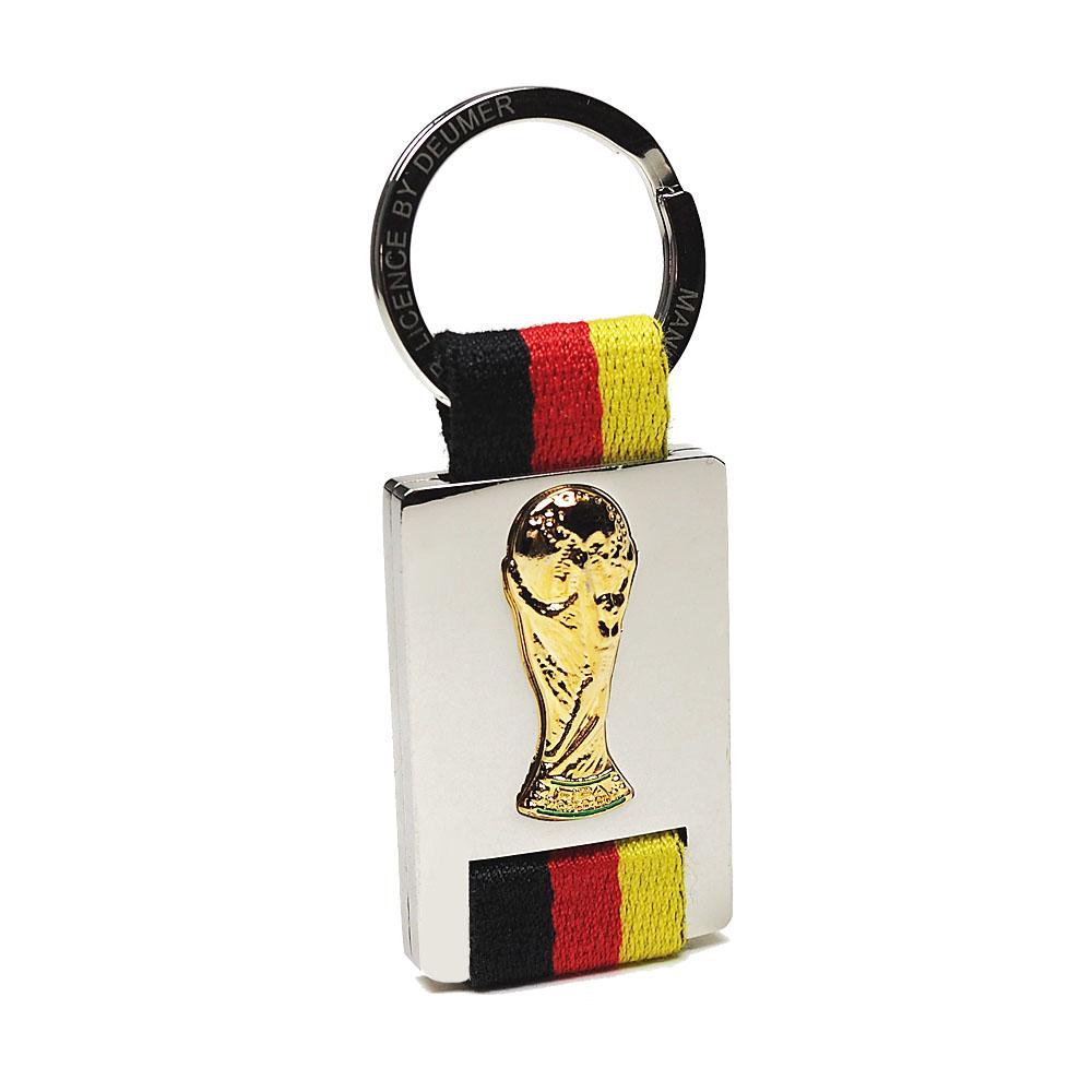 FIFA WM 2018 Pokal Schl/üsselanh/änger Frankreich Weltmeister